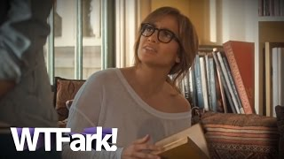 """THE BOOK NEXT DOOR: New J-Lo Movie Has No Idea How Old """"The Iliad"""" Is - And It's Hilarious"""