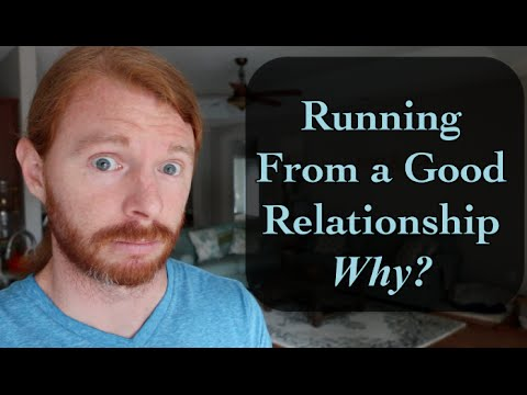 Running from a Good Relationship - with JP Sears