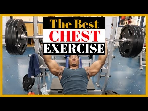 Get Results Doing Incline Bench