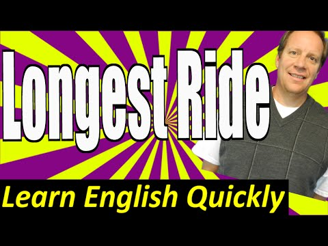 Learn English Vocabulary from the Longest Ride: POPULAR ROMANCE MOVIE COMING OUT