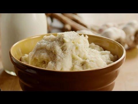 How to Make Garlic Mashed Potatoes | Potato Recipes | Allrecipes.com
