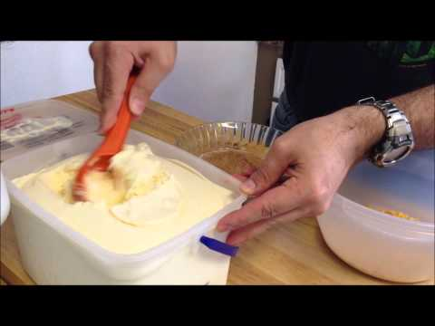 How To Make Fried Ice Cream