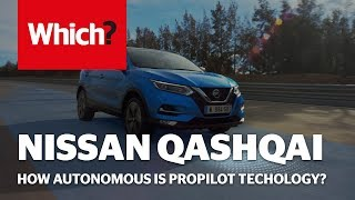 Nissan Qashqai ProPILOT 2018 - Which? first drive review