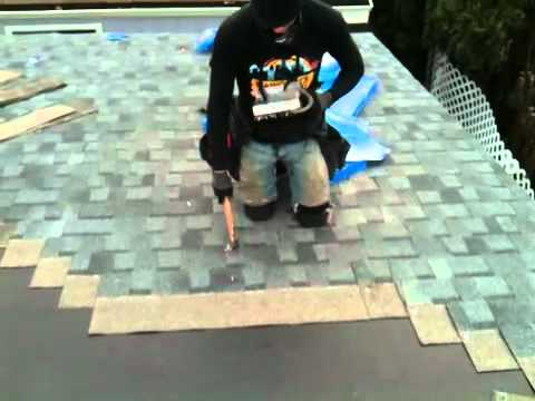 Faster than the fastest roofer period!!!