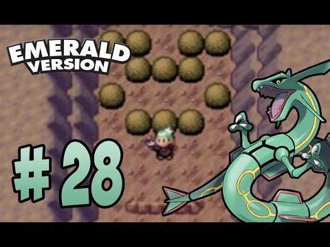 Pokémon Emerald Walkthrough Part 28 - Seafloor Cavern