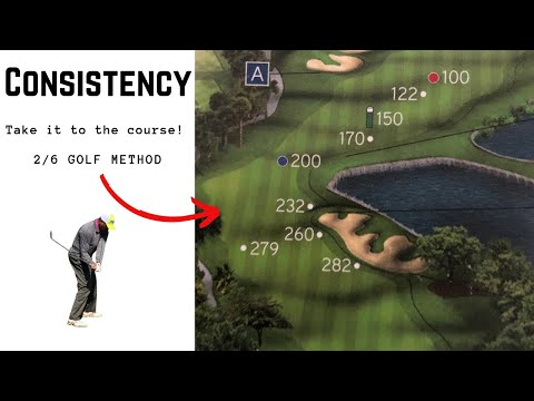 How to be more consistent in golf