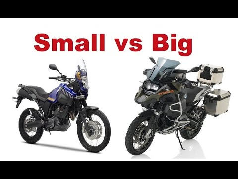 Top 5 Reasons to ride Small Motorcycle on a Long Adventure trip