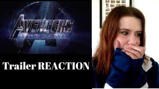 Download Avengers Endgame Trailer REACTION!! Crying! Video