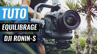 Download DJI RONIN S TUTO EQUILIBRAGE Video