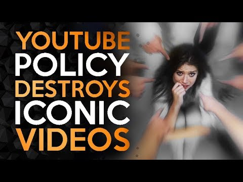 Xxx Mp4 Youtube Is Deleting Iconic Videos Idiotic New Policies 3gp Sex