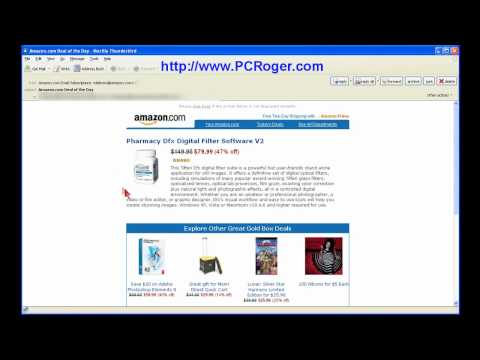 Fake Amazon Deals Email Scam - Protect Your PC From Malware