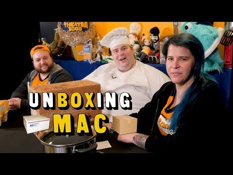 UnBoxing Mac 16: Colorado Box and Sam's Club (Ft. Chrissy)