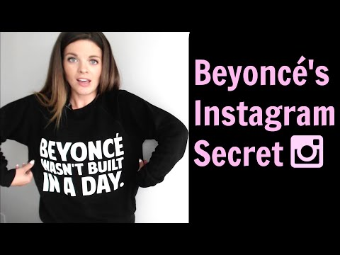 Beyoncé Instagram Video App