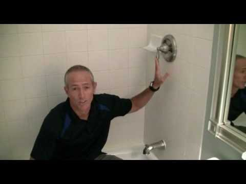 Tub and Shower Faucet Trim Replacement Tip