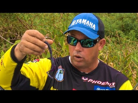 The Texas Rig is NOT DEAD! Bass Worm Fishing SECRETS