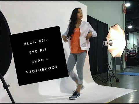 YYC FIT EXPO | PHOTOSHOOT
