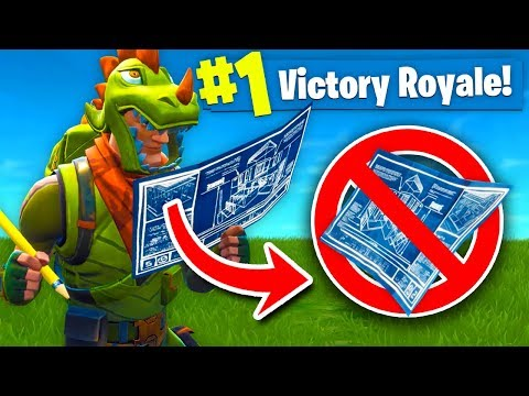 WINNING *WITHOUT* BUILDING In Fortnite Battle Royale (Challenge)