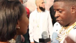Blac Youngsta is hilarious at the 2016 BET Hip Hop Awards
