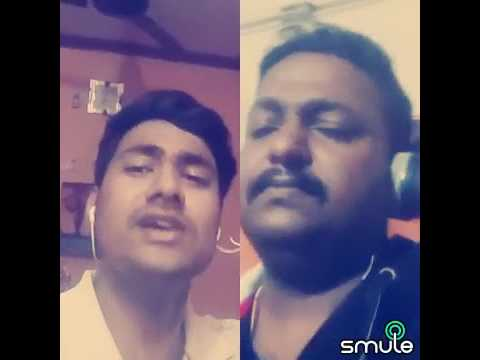 Chahunga main tujhe (singer :Mohd Rafi) amazing Collab in smule, must watch