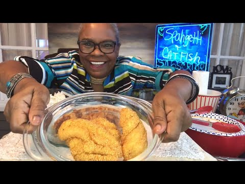 DEEP FRIED CATFISH FILLETS - HOW TO MAKE