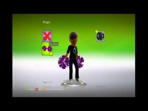 My Dancing Avatar (Pom Poms)