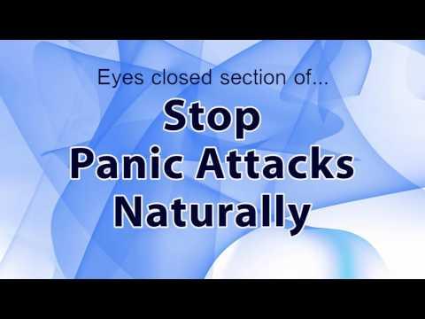 Stop Panic Attacks Naturally