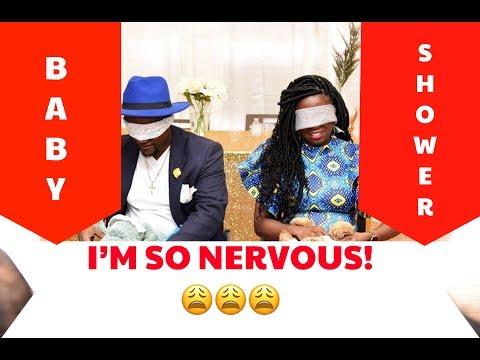 I'M SO NERVOUS!! (vlog 1) | Our Baby Shower!