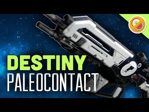 DESTINY Paleocontact JPK-43 Auto Rifle Review (The Taken King)