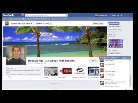 How To Create A Facebook Fanpage to Effective Market Your Business