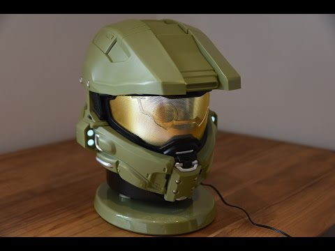 Unboxing the HALO Master Chief Bluetooth Speaker from AC Worldwide