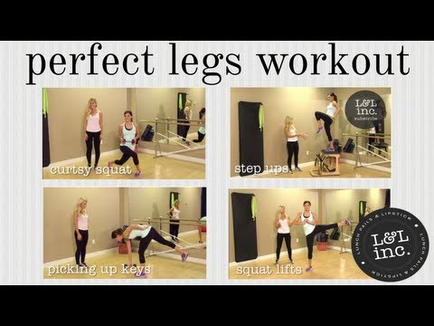 Summer Fitness Series: The Ultimate Legs Workout