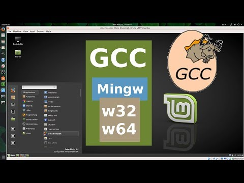 [Compiler][True|False] Install MingGW on Linux  | Install GCC  Full on Linux