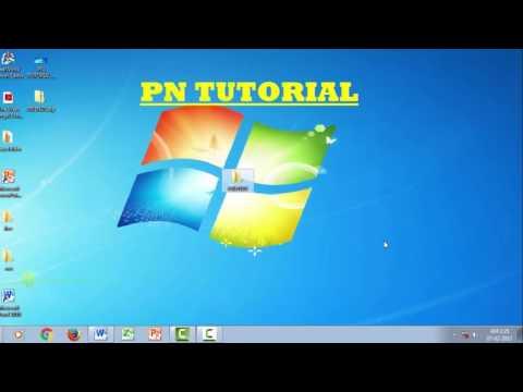 How To Create a Zipped Folder/File in Windows 7
