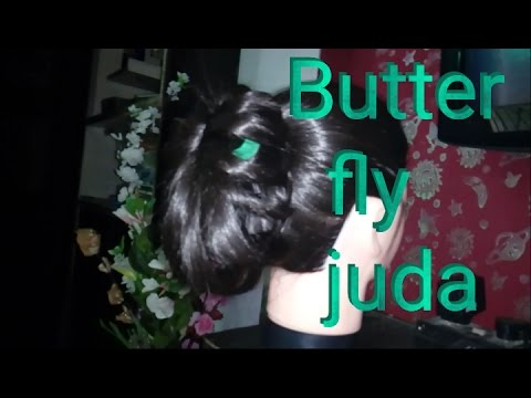 How to make Butterfly juda