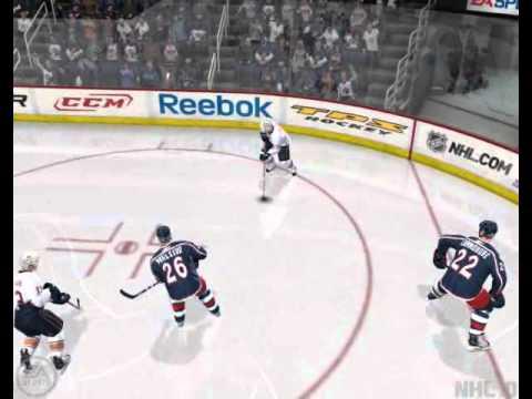I win NHL 11 for FREE! (Game-winning goal)