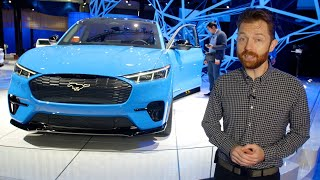 The BEST electric vehicles at LA Auto Show 2019