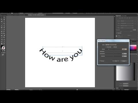 How to wrap the text in illustrator cs6