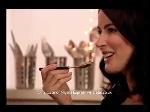 CREPES with flambeed Orange Syrup - Nigella Lawson