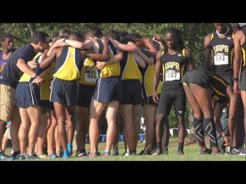 Mississippi College Cross Country Season Opener, September 2, 2016