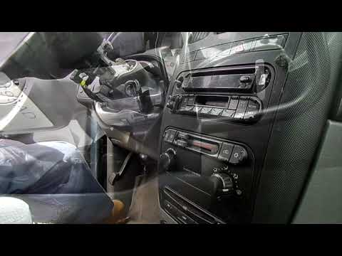 Dodge Caravan Ignition lock Cylinder Removal