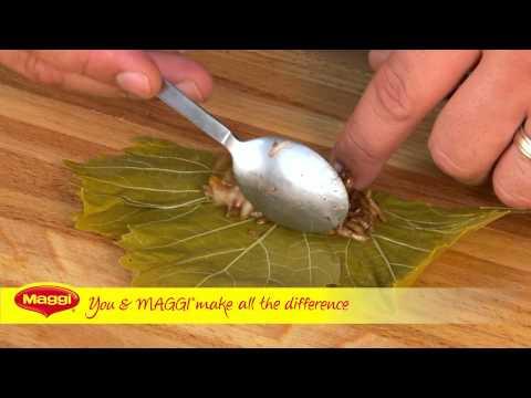 MAGGI® Recipe: Waraq Dawali with Raisins and Dibis Ramman