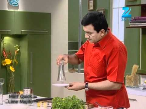 Khana Khazana Ramzan Special - Mint Quick Lime Mojito