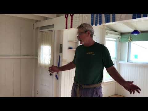 Refinishing 100 Year Old Heart Pine Wood Floors
