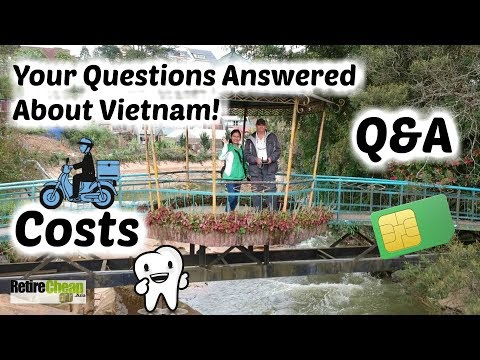 🏍 Driving a Motorcycle In Da Lat   Retire Cheap Vietnam 10