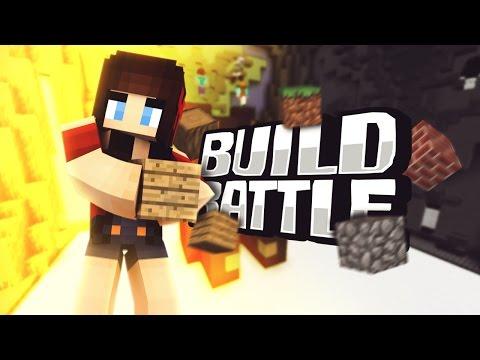 Minecraft Build Battle 'WINTER WONDERLAND'