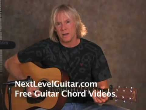 How to strum Free online Beginner acoustic guitar lesson learn how to play chords and strum