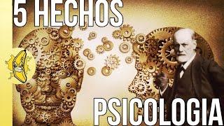 5 HECHOS | PSICOLOGIA