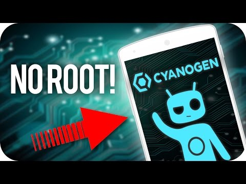 HOW TO INSTALL CYANOGENMOD FEATURES WITHOUT ROOT ! GET CUSTOM ROM FEATURES ON ANY ANDROID !