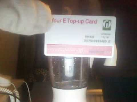 will it blend T-mobile sim card & Topup card