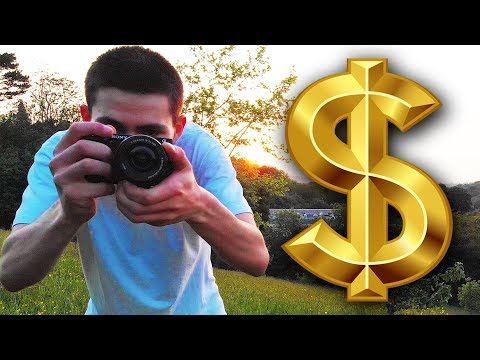 Get Paid To Film Videos With This Easy Method! (Freelance Videography)
